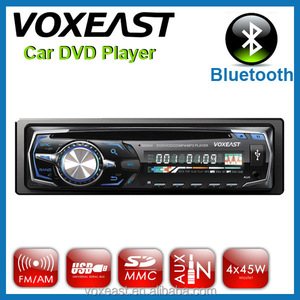 single din Car DVD player with radio