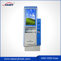 32 42 46 55 65 inch floor standing bsnl bill payment online lcd advertising display totem touch screen kiosk size