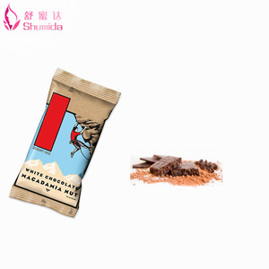 Customized pure baby cereal protein bar snack food without preservatives made in China