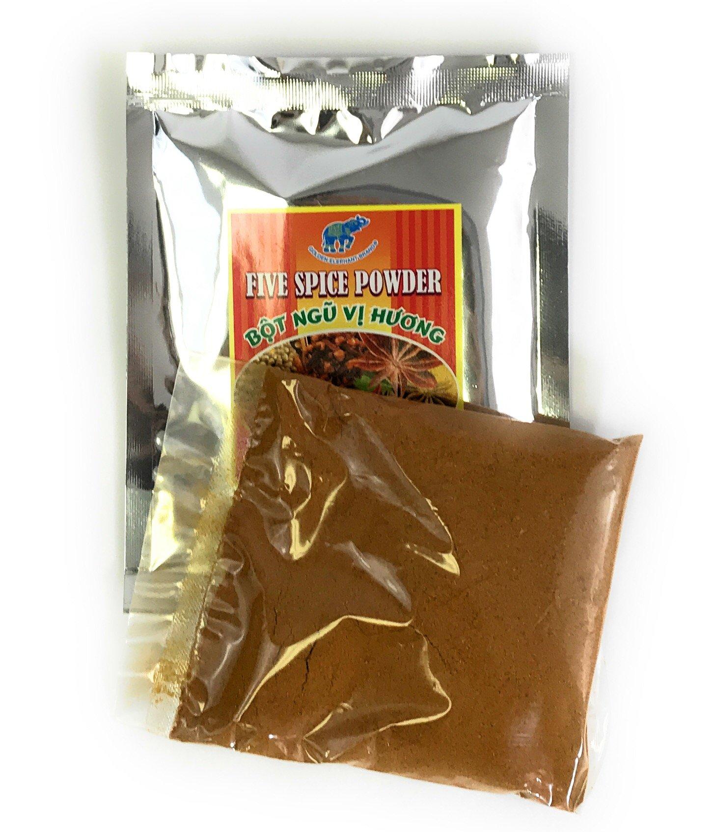 Golden Elephant Chinese Fine Five Spice Powder, 4.2oz