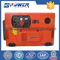 10kw 110 volt 220 volt generac diesel portable generator