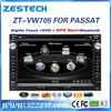 ZESTECH car stereo for VW Passat B5/ Golf 4/ Polo /Bora car dvd player car dvd with gps navigation system