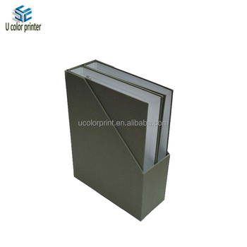 u color high quality simple custom binder box buy custom binder