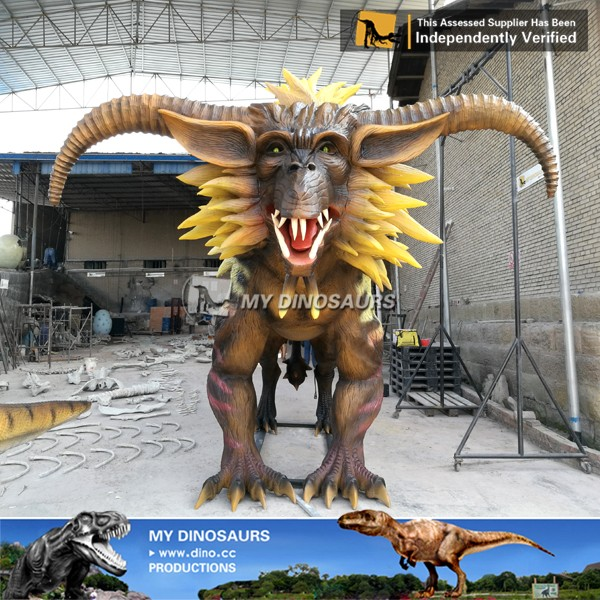 My-dino used indoor playground equipment giant model for sale
