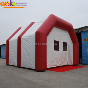 Outdoor advertising product tent type custom made car cover inflatable sheds