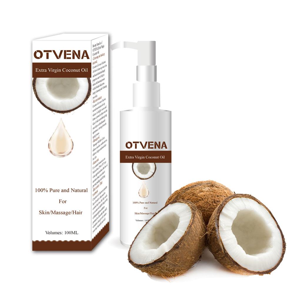 100 мл небольшой минимальный заказ лосьон для тела кокосовое масло