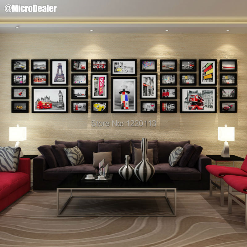 Phenomenal Popular Large Picture Frames For Walls Buy Cheap Large Picture Inspirational Interior Design Netriciaus