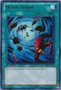 Yu-Gi-Oh! - Heavy Storm (BP01-EN038) - Battle Pack: Epic Dawn - 1st Edition - Rare