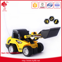 China Factory Wholesale Price Toy 5 CH RC Tractor for Kids
