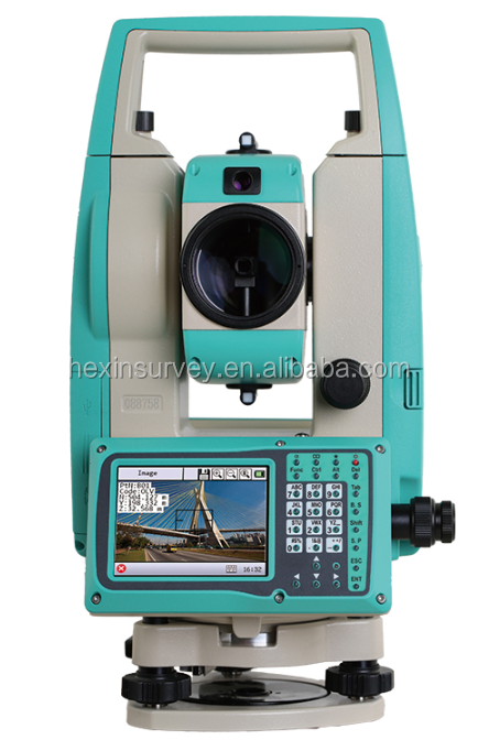 Topcon GTS-1002 types of total station internal memory 10,000pts total station survey instrument