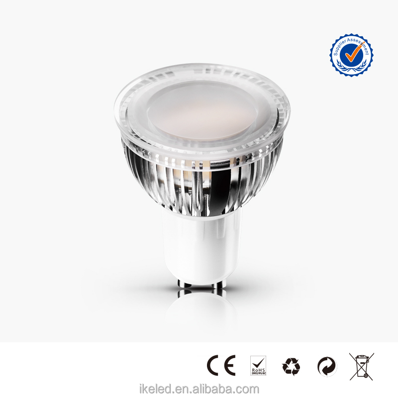 Factory Supply LED Spotlight House Lighting 5.5w Reflector Cup Small Angle Free Standing Spotlights