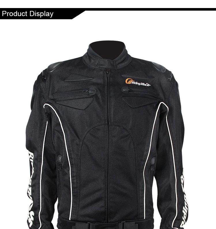 Motocross Protective Gear Mesh Motorcycle Jacket Motor ...