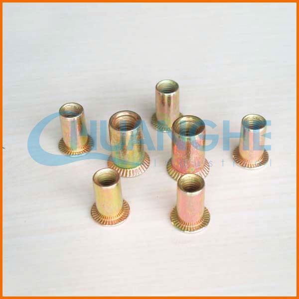 alibaba china supplier stainless metric nylon lock nut in asia