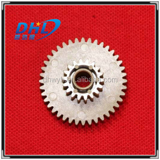 Web Cleaning Roller Gear 18T/40T for Sharp MX550