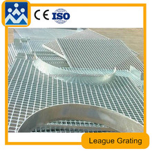 high strength carbon steel webforge grating with free sample