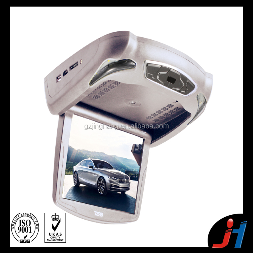 in-car overhead projector with usb