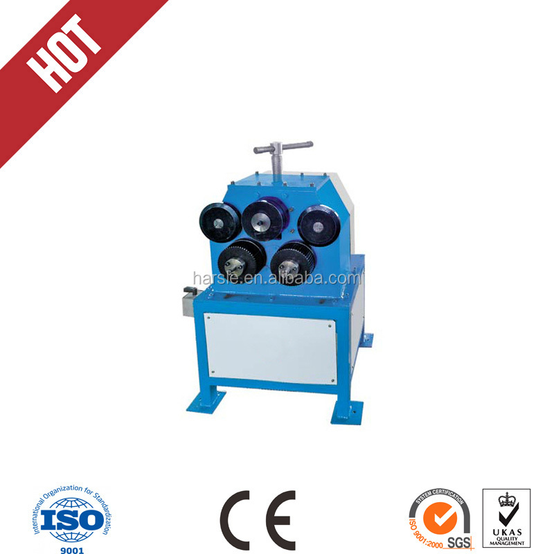 Pipe bending machine profile bending roll angle bending machine