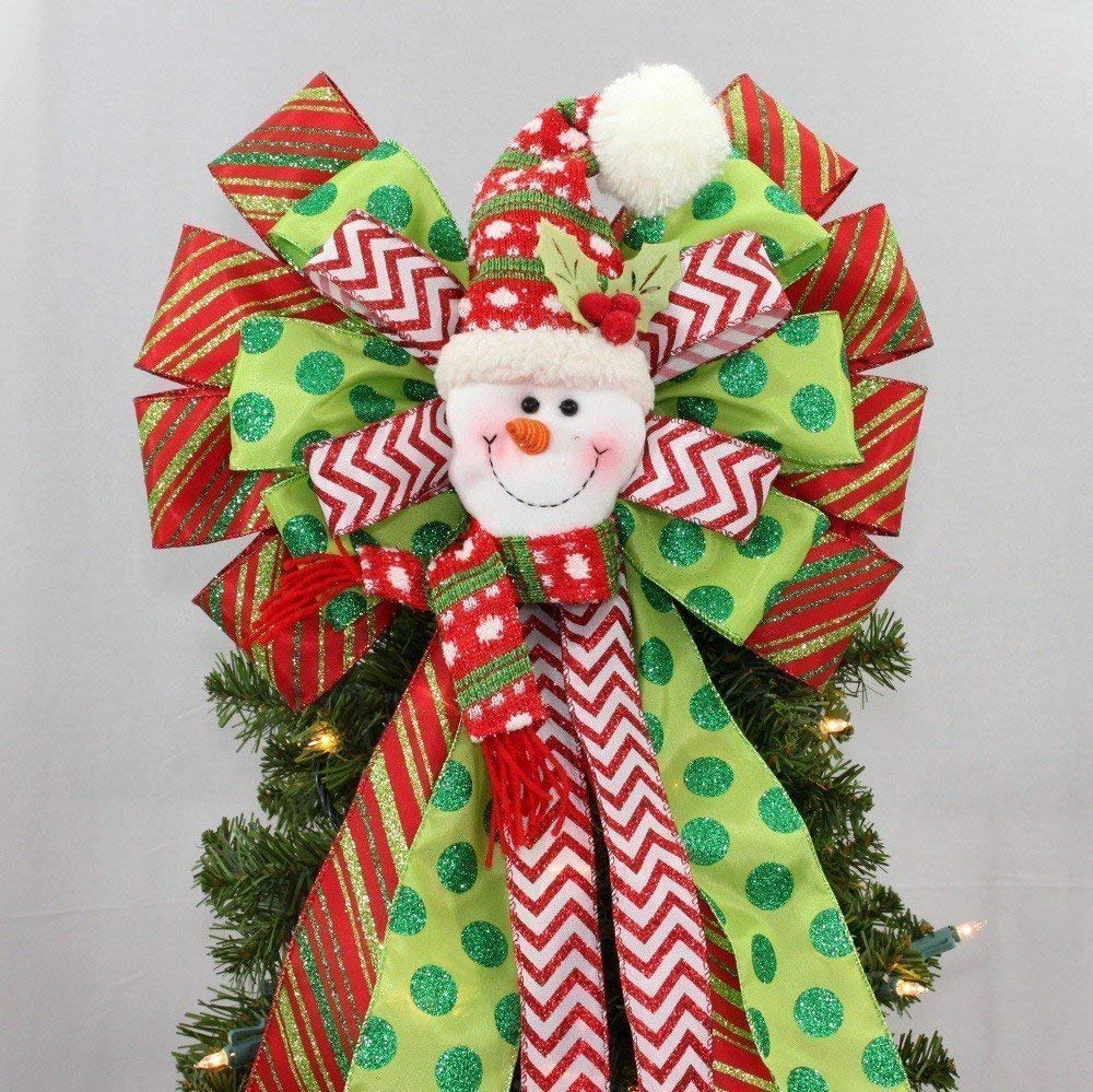Cheap Snowman Tree Topper Find Snowman Tree Topper Deals On Line At