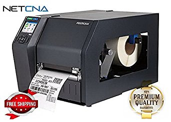 "Printronix T83X4-1200-0 Printronix T8304 Thermal Transfer PRINTER, 4"" Printable width, 300Dpi Resolution, Ipds with Standard Emulations, Printnet 10/100 Base T Interfaces, US"