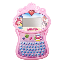 Kid baby muziek <span class=keywords><strong>leren</strong></span> studie <span class=keywords><strong>machine</strong></span> LED touch play educatief mobiele telefoon speelgoed