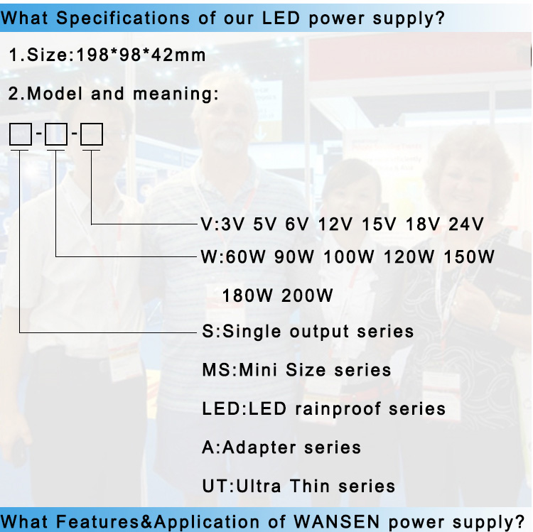 Ac To Dc 5v 20a 100w Led Power Supply Circuit Diagram S 100 5 Oem