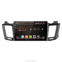 2016 10.1 inch touch screen car dvd player for toyota RAV4 with 3G Wifi for Mirror Link GPS