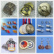 Custom Metal Badge Pin/ Medal/Keychain/Coin/ Promotional Products for Business Use (Factory Outlet)