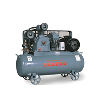Ac High Quality Three Cylinders New Top Grade Type Best Sale 5hp Two Compression Diesel Portable 3 Stage Piston Air Compressor