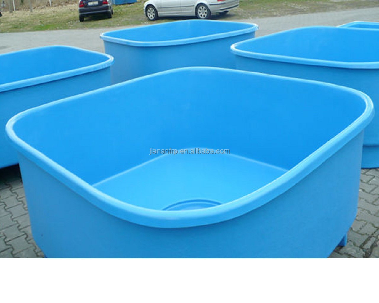 Fiberglass fish tank buy fiberglass fish tank fish tank for Fish pond tanks for sale