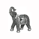 Factory Custom made indoor home decoration gift polyresin elephant ornaments