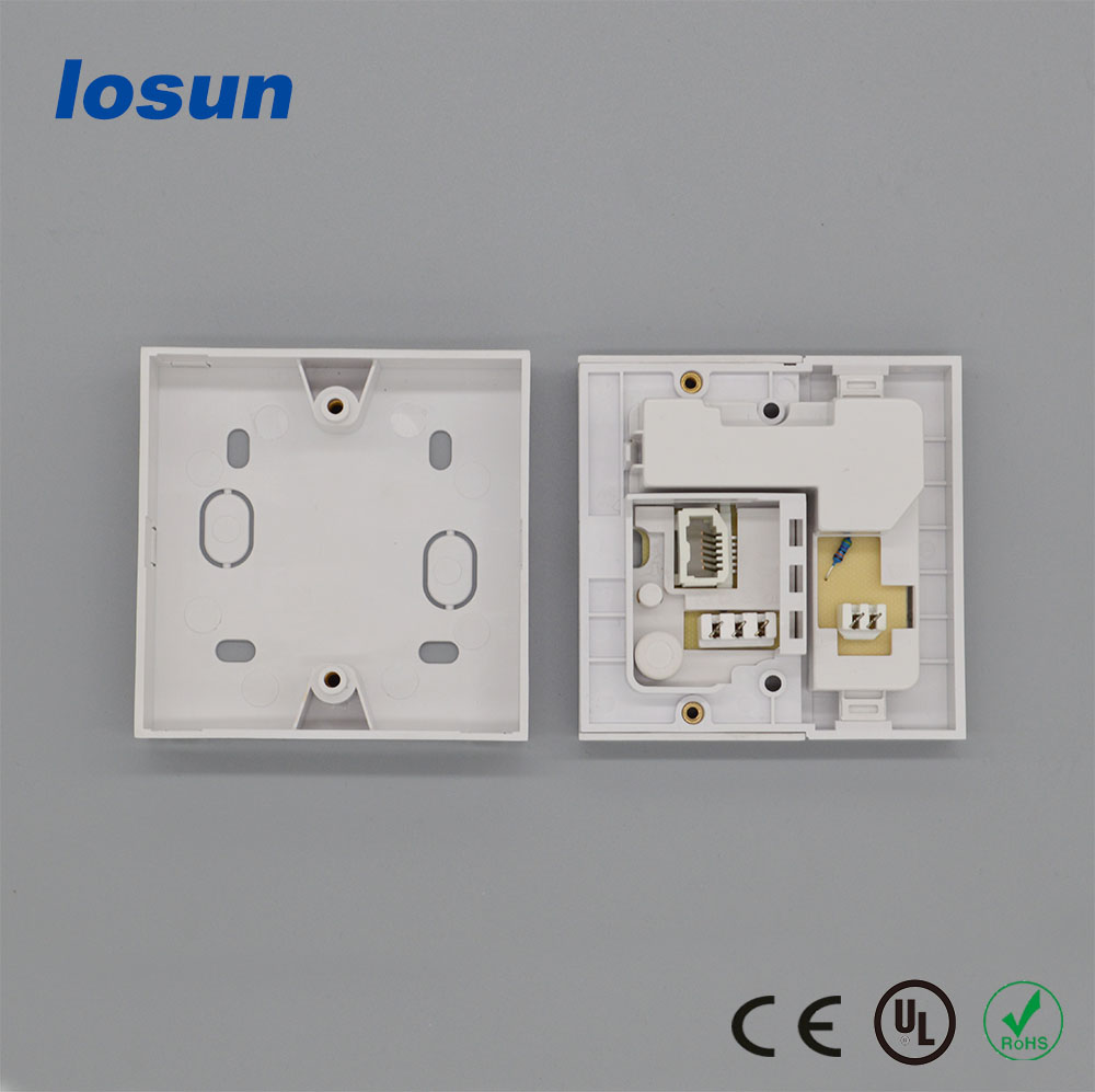 2-Port Dual HDMI Wall Plate Outlet Mount Socket Face Plate Cover Gold Plated 90 degree Face Plate
