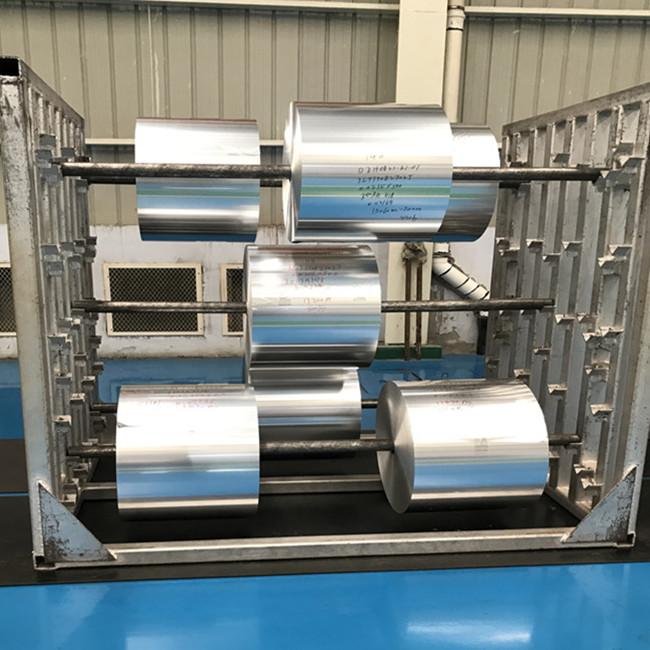 Cold Forming Blister aluminum Foil (OPA/AL/PVC) Laminated Aluminum Foil