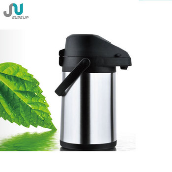Omtalade South America 2.5l Top Selling Termos Vacuum Flask Airpot With RJ-66