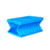 plastic compartment boxes Folding Basket box with handle