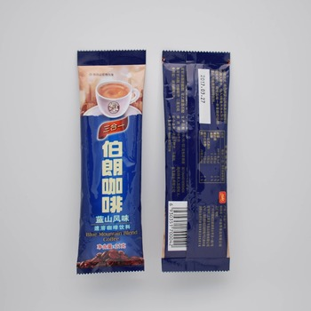 3 in 1 Mixed Powder Private Label Customized Flavor OEM ODM Instant Coffee with ISO HACCP FSSC Certification