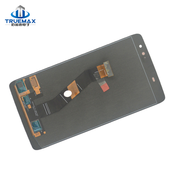 Wholesale price of mobile phone parts LCD Display screen with digitizer Complete for Blackberry DTEK 60 LCD with touch screen