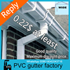 ambitious UV stabilized PVC gutter WhatsApp 008615715717714
