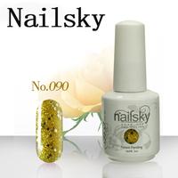 2017 Amazon Best Selling Soak Off Esmalte Honey Girl UV Gel Nail Polish