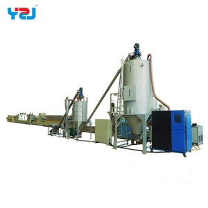 Union 4 lines output automatic packing machine application pet strapping belt machine