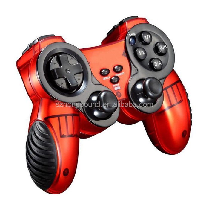 Colorful Housing Game Accessory Spider Man Good Shape Joystick For PC