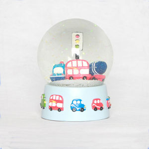 Best price led lighted water snow globes