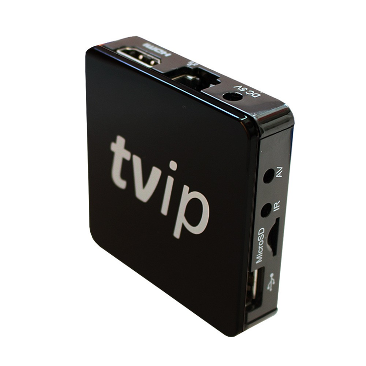 Set top box TVIP linux android OS TV BOX Up to 1920x1080 Quad Core TVIP Android BOX