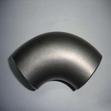 Wholesale Black Paint Carbon Steel Fiber Elbow Price