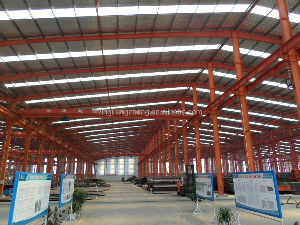 Structural steel fabrication companies(have exported 200000tons)