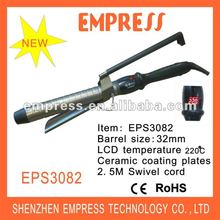 2014 Professional New Design Ceramic Hair Curling Iron EPS3082