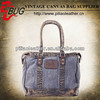 design for 2014 vintage blue canvas shoulder designer clear tote bags