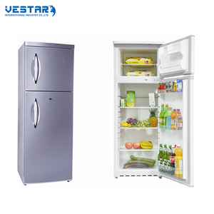 468L double door no frost refrigerator price with handle