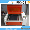 cheap 40w co2 laser engraving cutting 3d glass tube laser mobile phone cover laser printing machine