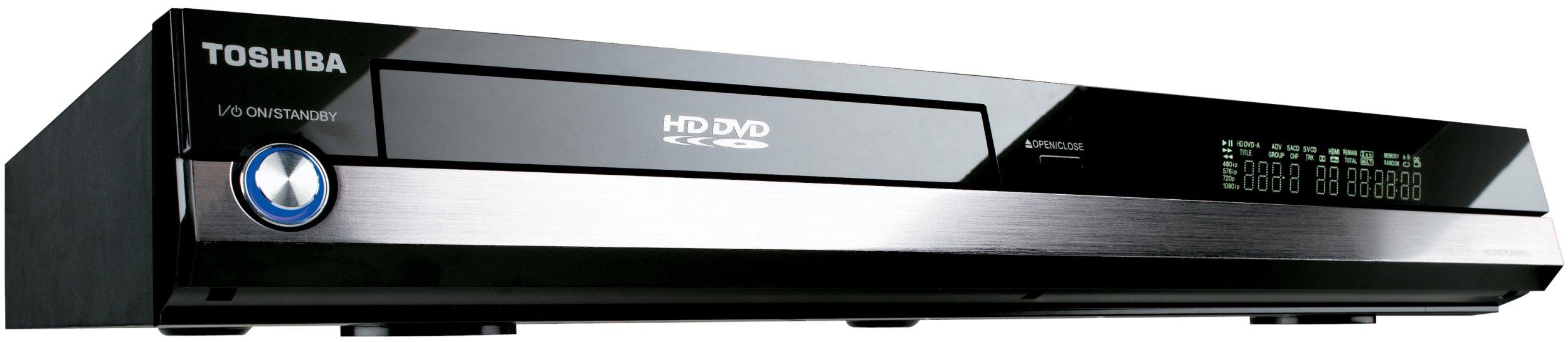Toshiba HD-A2 HD DVD Player