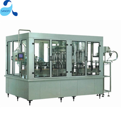 RCGF Automatic Green Tea Processing / Making Machine / Plant, Hot Filling for PET Bottle, Zhangjiagang city
